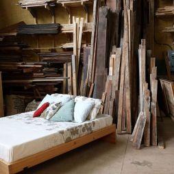 Fir Lam Bed # 1