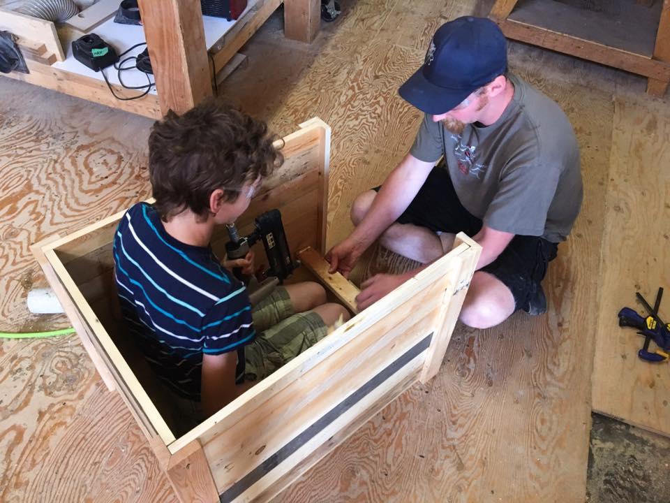 junior woodworker